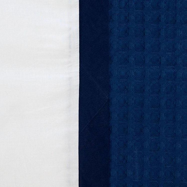 Dommelin Bari Dekbedovertrek - Navy / Donkerblauw
