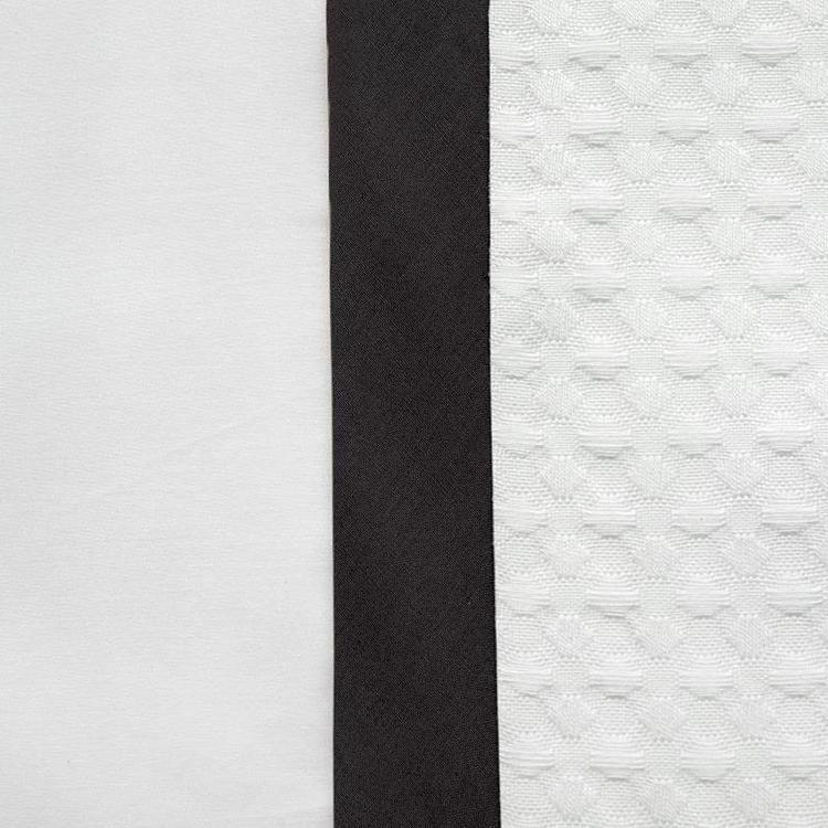 Dommelin Bari Dekbedovertrek - Wit / Zwart
