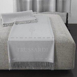Trussardi Border Stitch bedsprei (130x180)