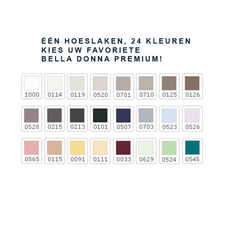 Formesse Bella Donna Premium Jersey Hoeslaken - Pastelgroen