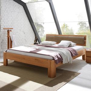 Hasena Oak-Line Alpa Bed
