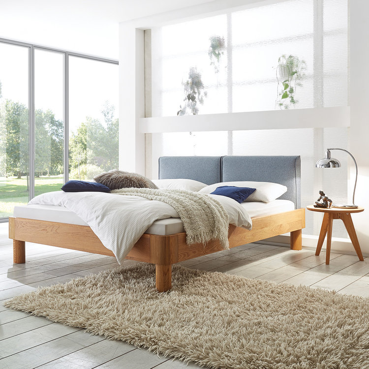 Hasena Oak-Line Cemeo Bed