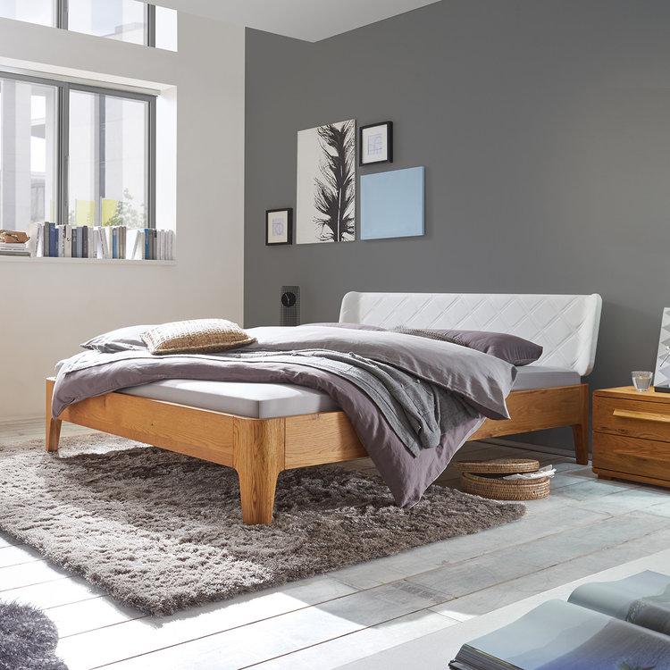 Hasena Oak-Line Gabo Bed
