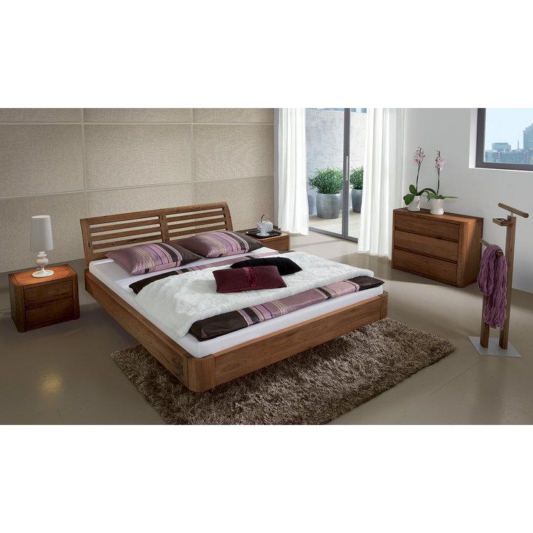 Hasena Oak-Line Soleo Bed