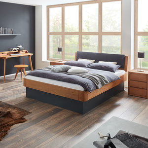 Hasena Oak-Line Varus Bed