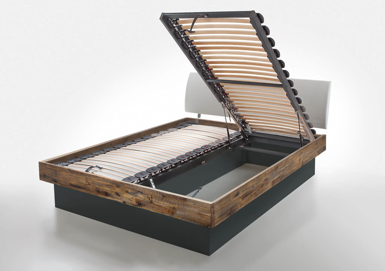 Hasena Factory Line bed - Practico Box