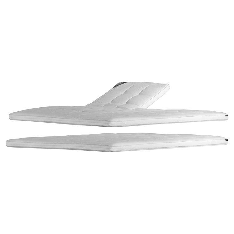 Caresse Topper 10cm Natuurlatex 860/865