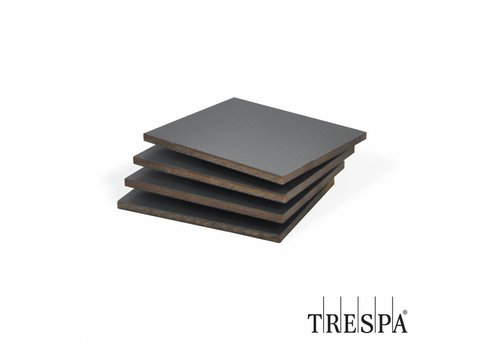Trespa® Izeon HPL RAL7016 antracietgrijs 6mm