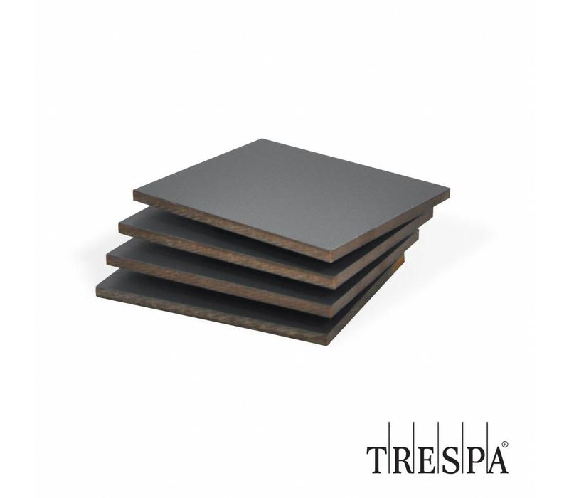 Trespa® Izeon HPL Anthrazitgrau 6mm