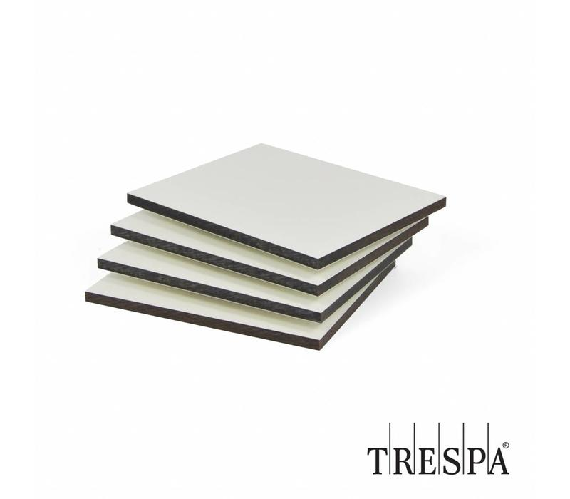 Trespa® Izeon HPL RAL9010 pure White 6mm