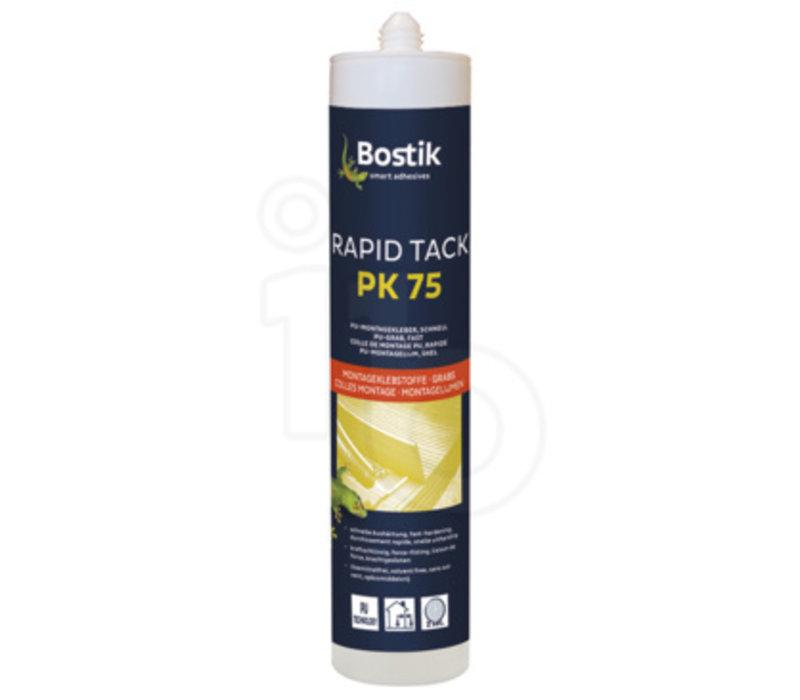 Bostik Rapid Tack PK 75  beige patroon 435gr