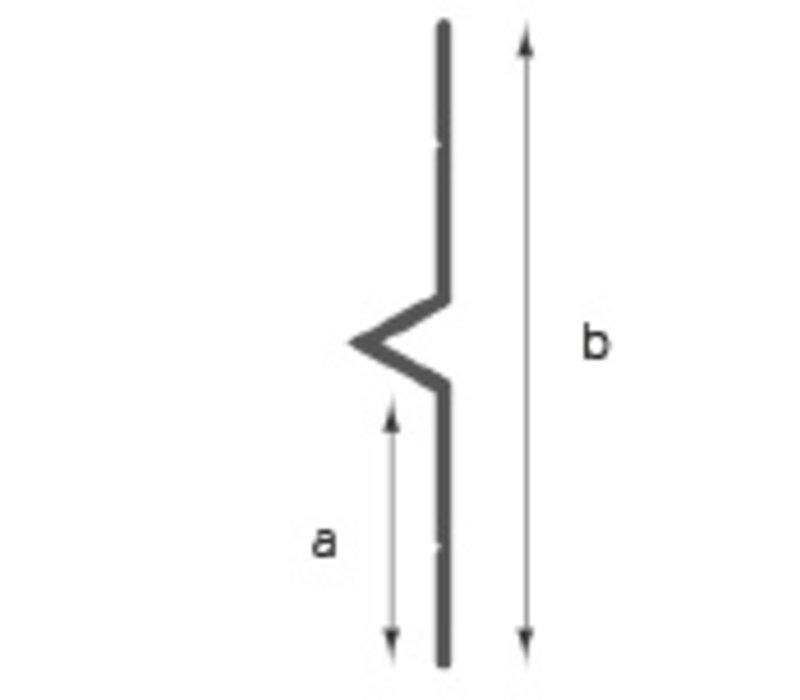 V-Nut Profil B