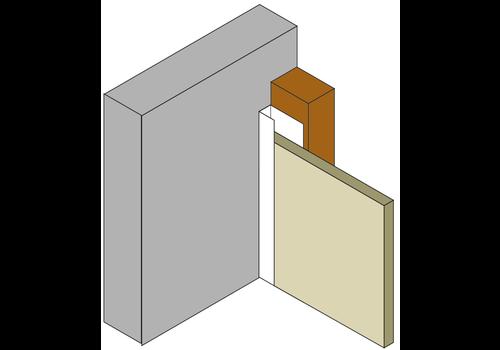 Huismerk Verbindungsprofil H