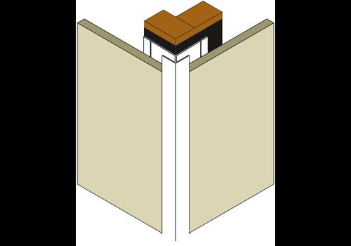 Huismerk Außeneckenprofile E