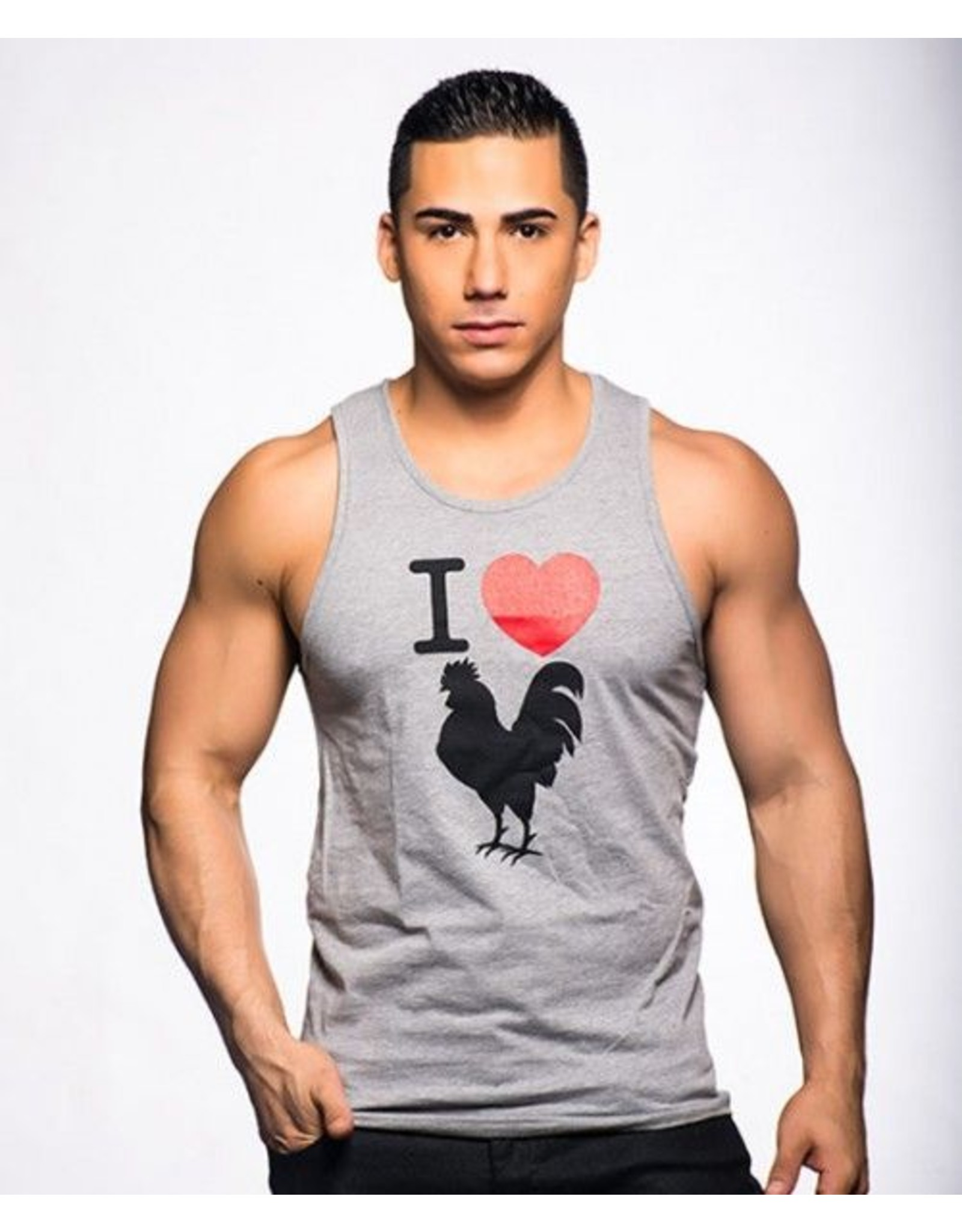 Andrew Christian Andrew Christian Cock Tank Top