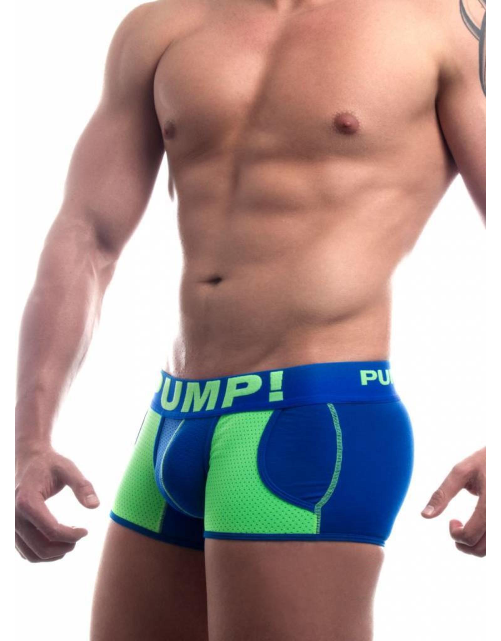 PUMP! PUMP! Shock Wave Jogger