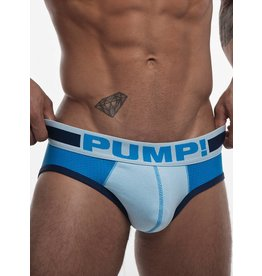 PUMP! PUMP! True Blue Brief