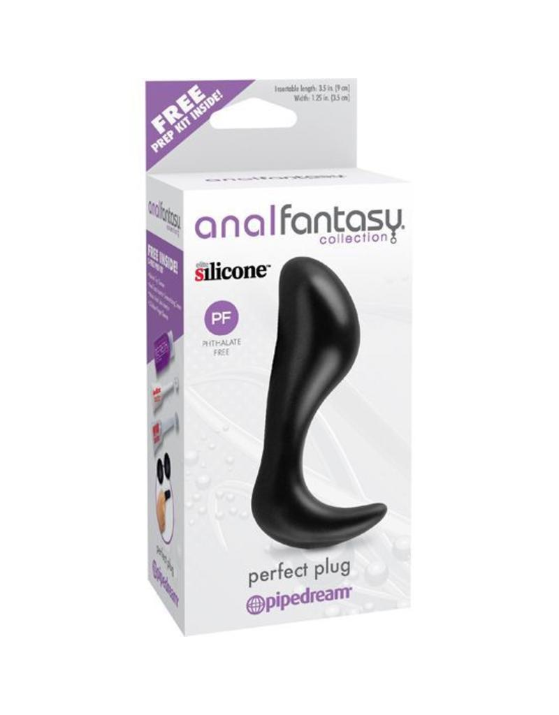 Anal Fantasy Perfect Plug 8 cm schwarz