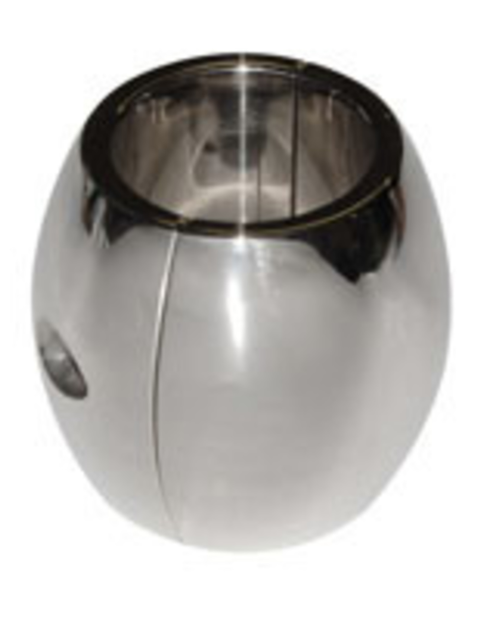 Edelstahl Ball Stretcher oval - 55 x 35mm