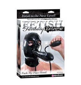 Fetish Fantasy Fuck my Face Maske
