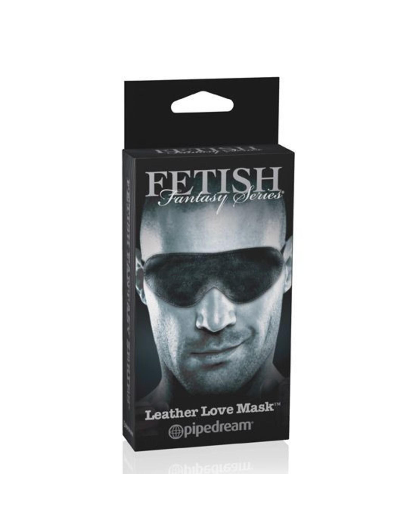 Fetish Fantasy Limited Edition Ledermaske