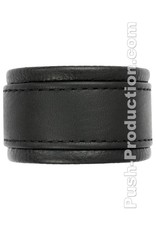 Push Xtreme Leather Phoenix Cock & Ball Velcro Strap Large