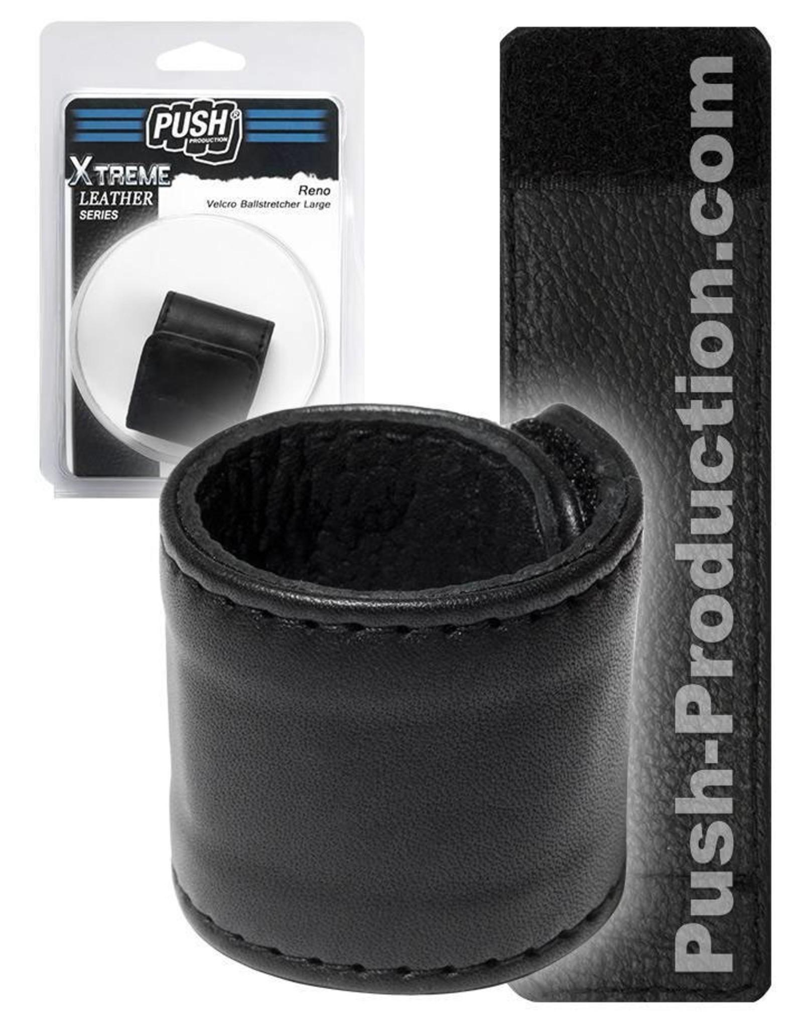 Push Xtreme Leather Reno Velcro Ballstretcher large