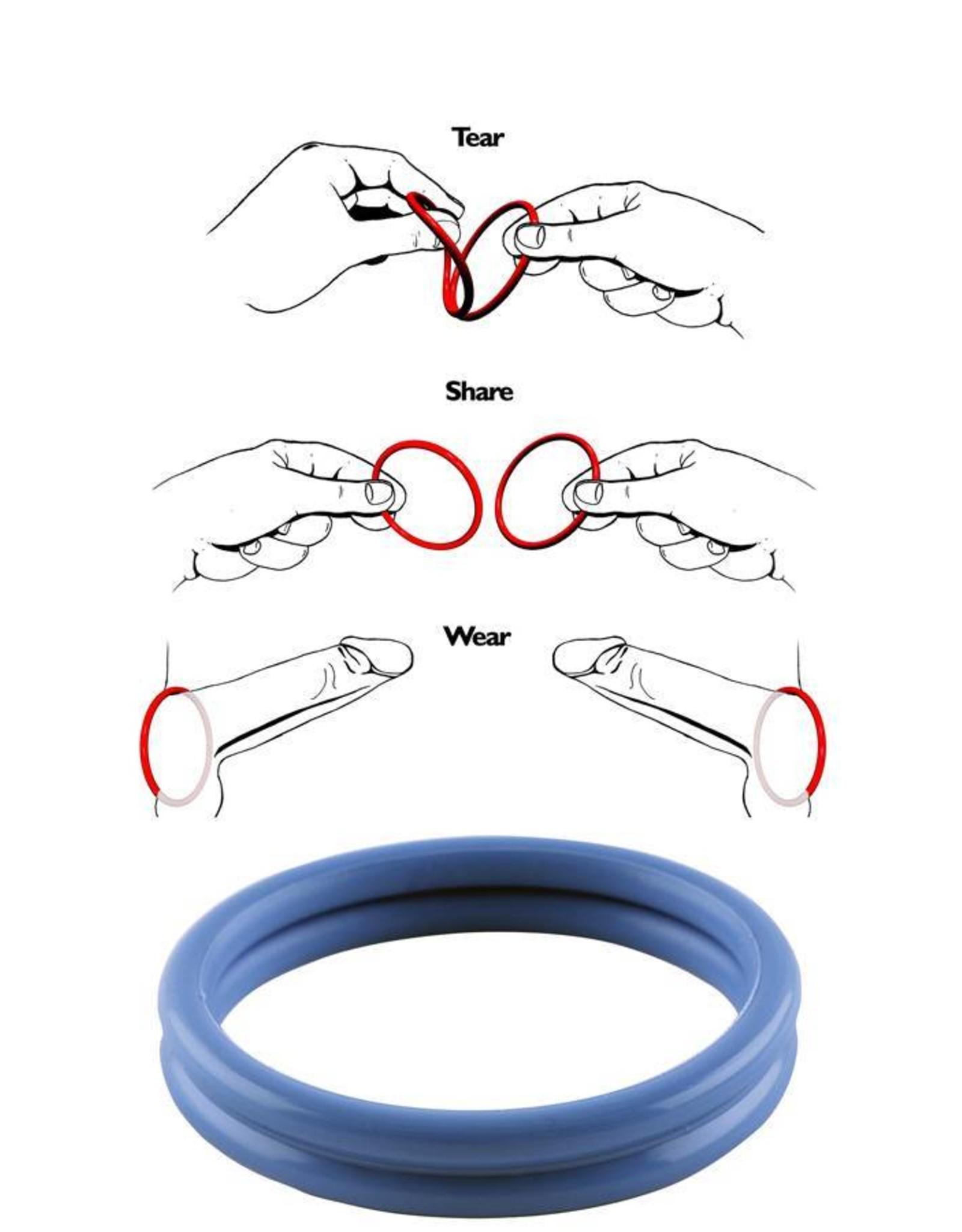 Rudy-Rings Blau