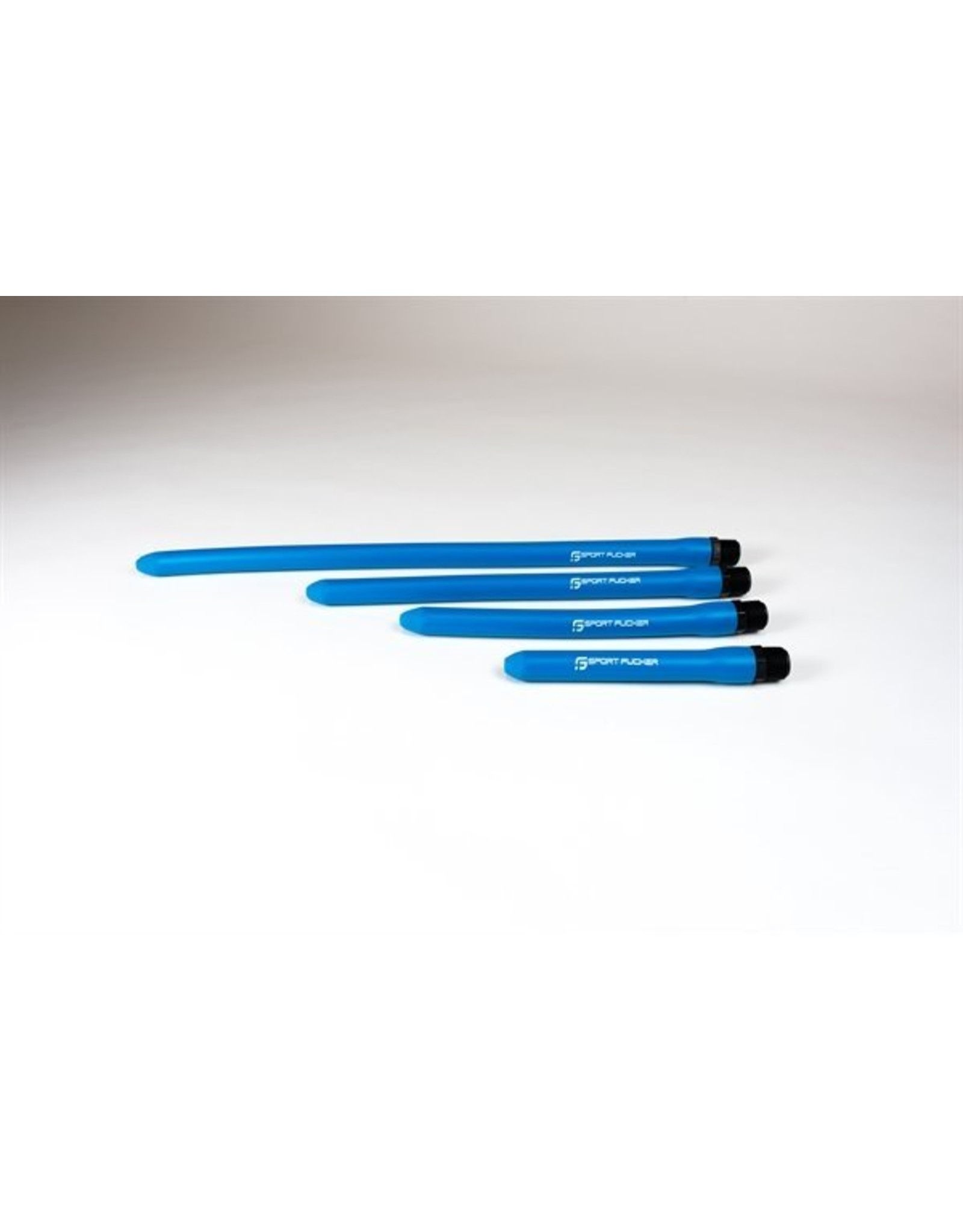 Sport Fucker Flexible Analdusche Locker Room Hose blau