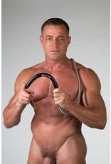 Sport Fucker Flexible Analdusche Locker Room Hose  schwarz