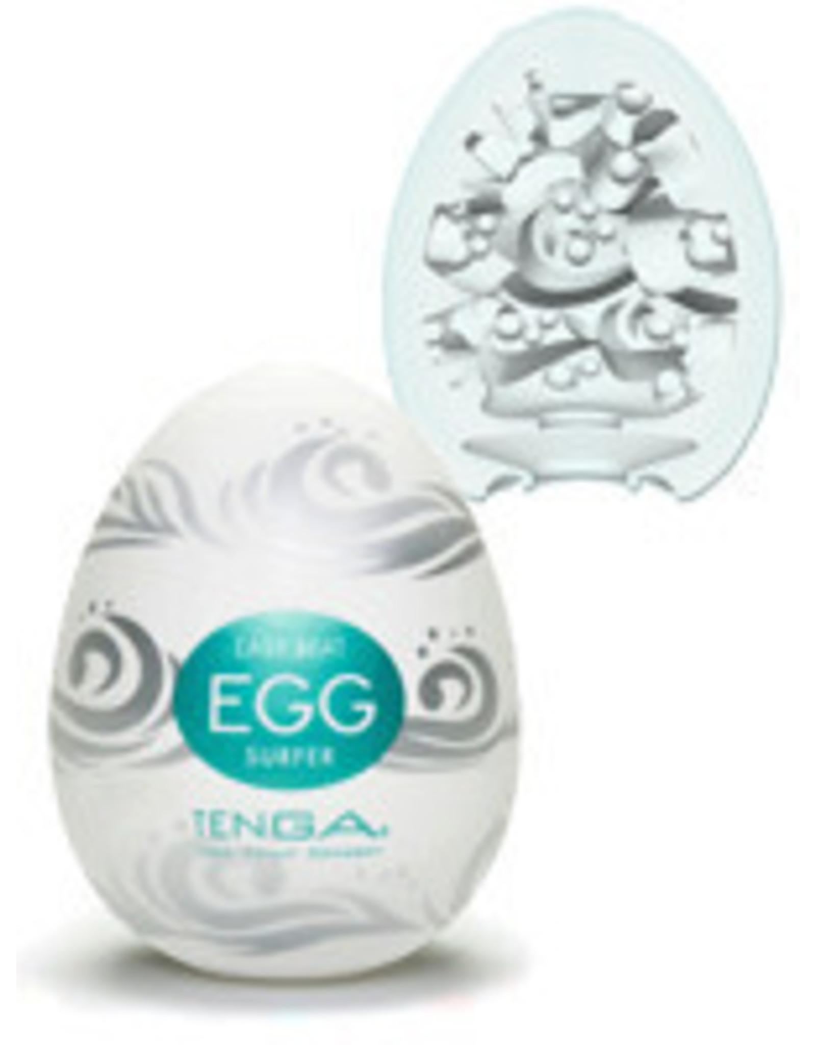 Tenga - Hard Boiled Egg Surfer