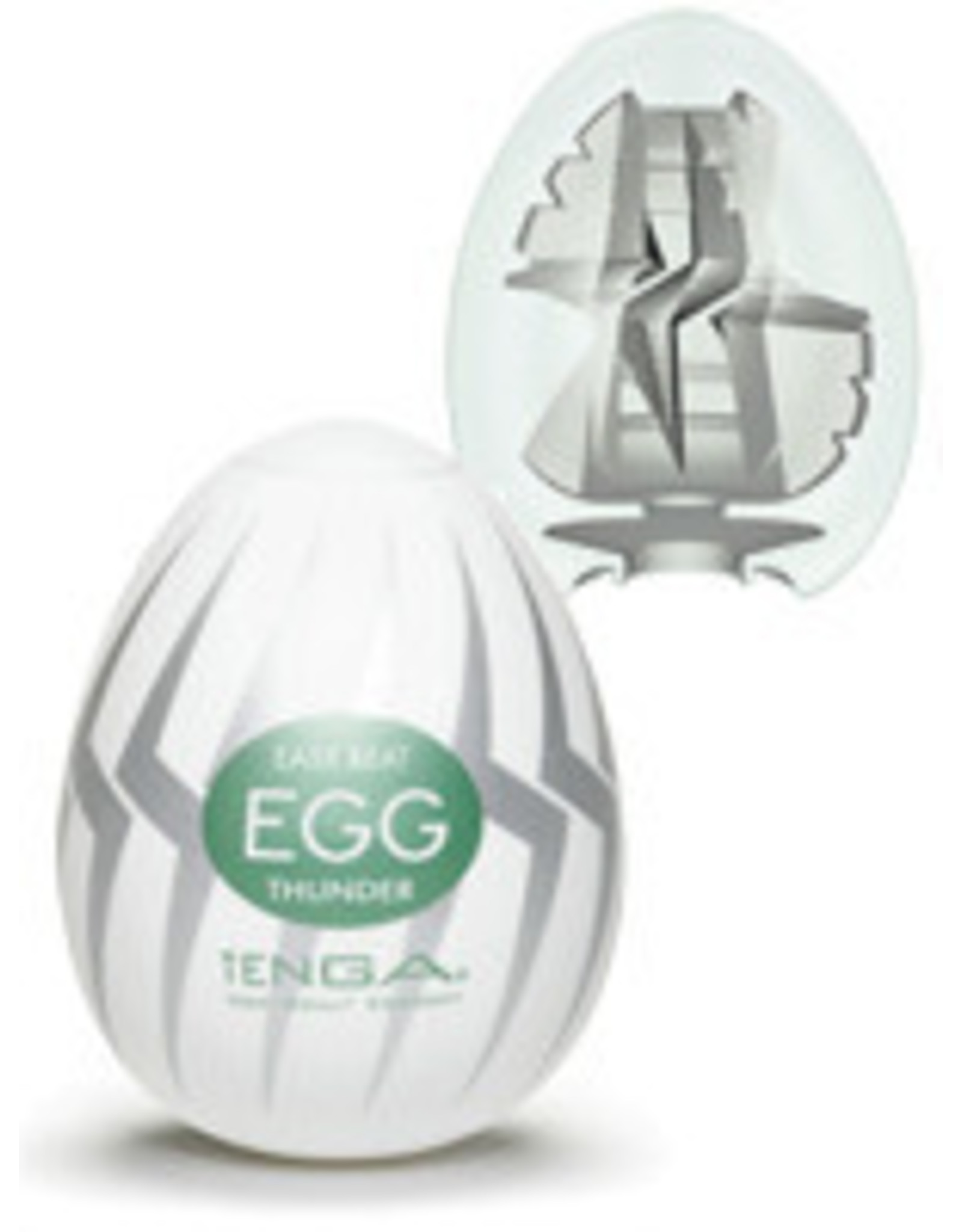 Tenga - Hard Boiled Egg Thunder