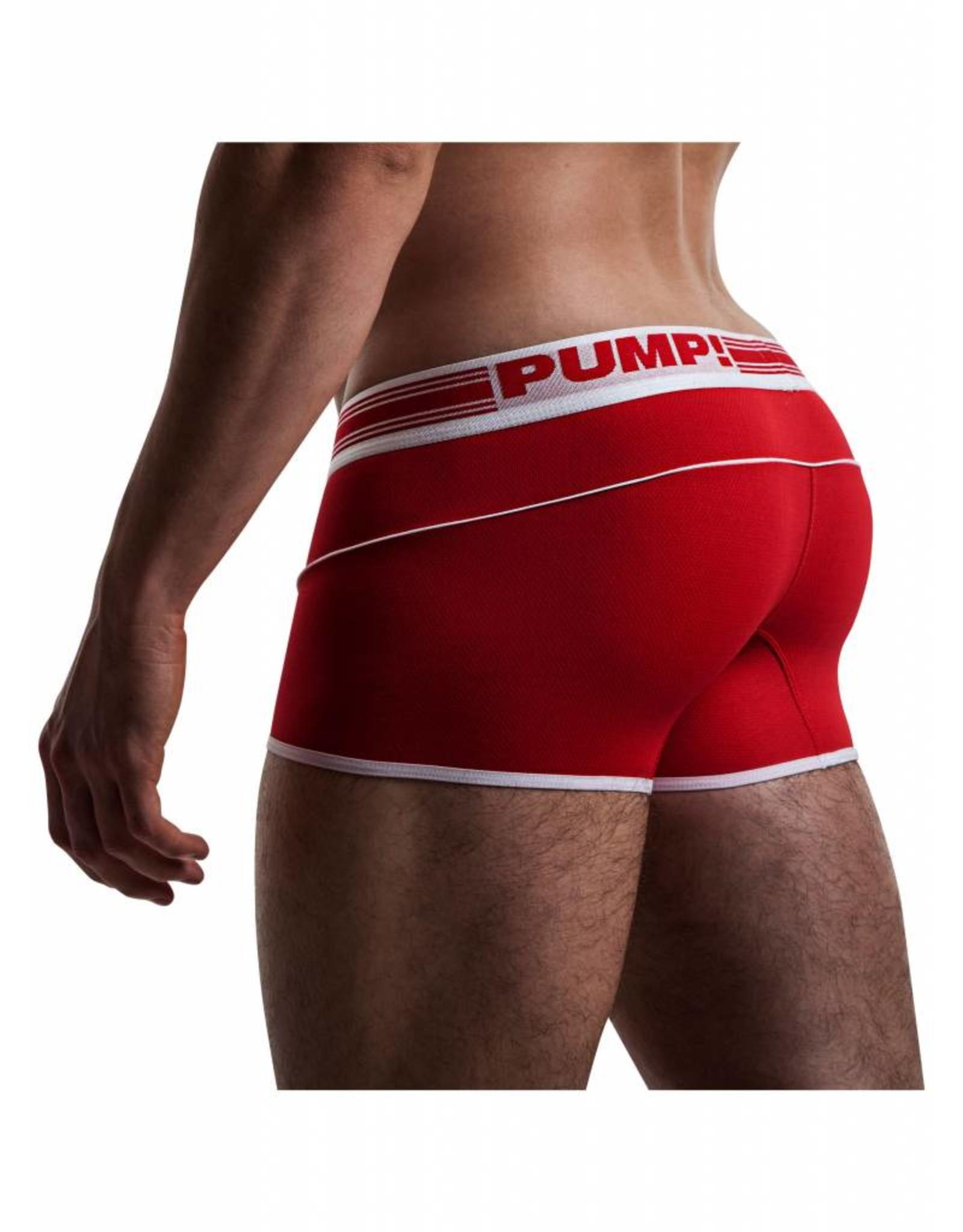 PUMP! PUMP! Free Fit Boxer rot