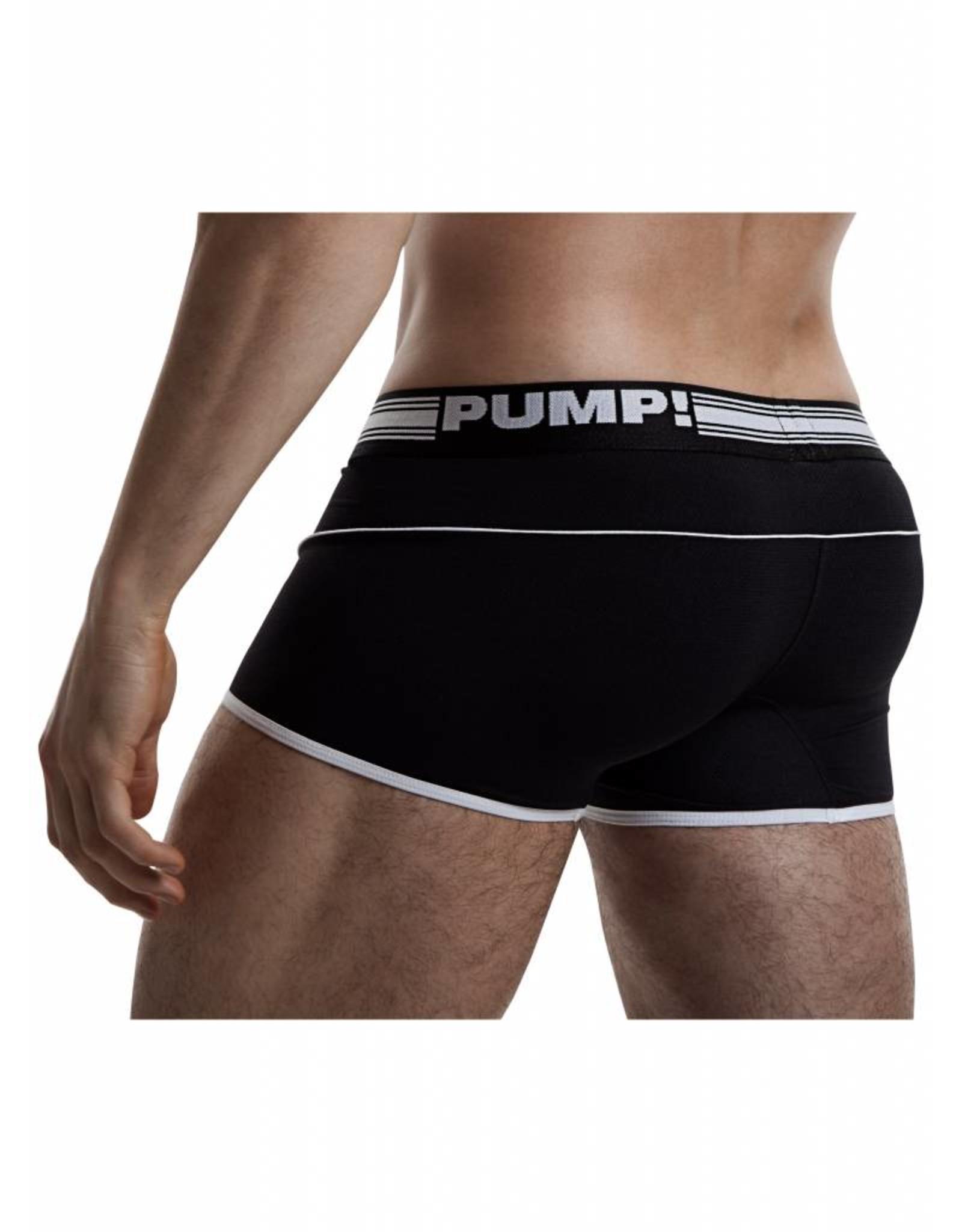 PUMP! PUMP! Free Fit Boxer schwarz