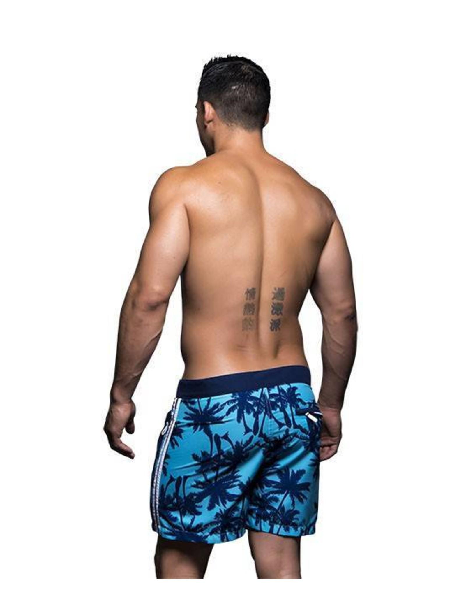 Andrew Christian Andrew Christian Palm Active Swim Shorts