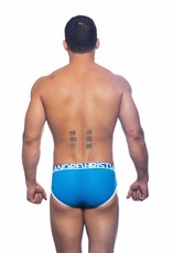 Andrew Christian Andrew Christian Soccer Air Brief blau