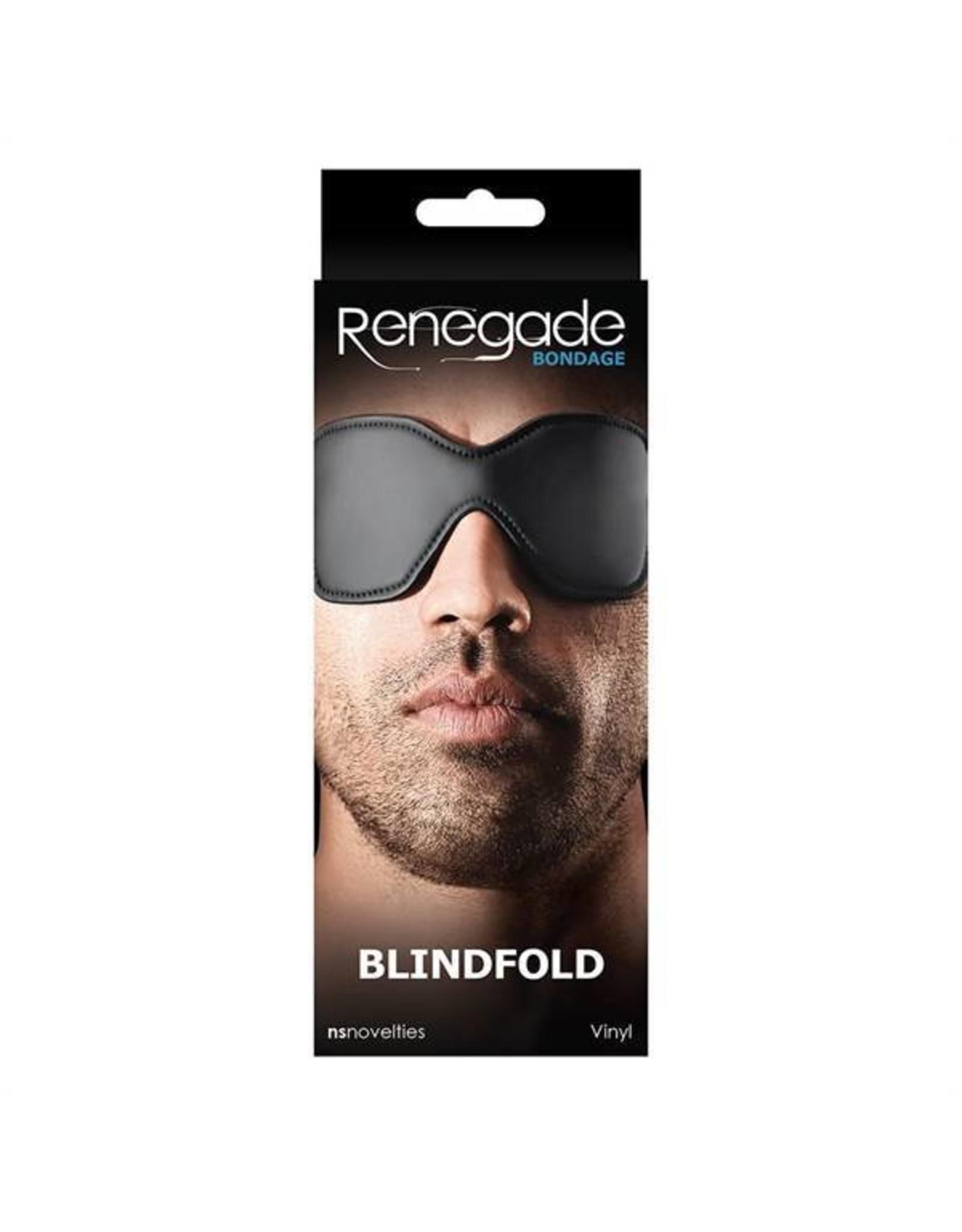 Renegade Renegade Bondage Augenmaske
