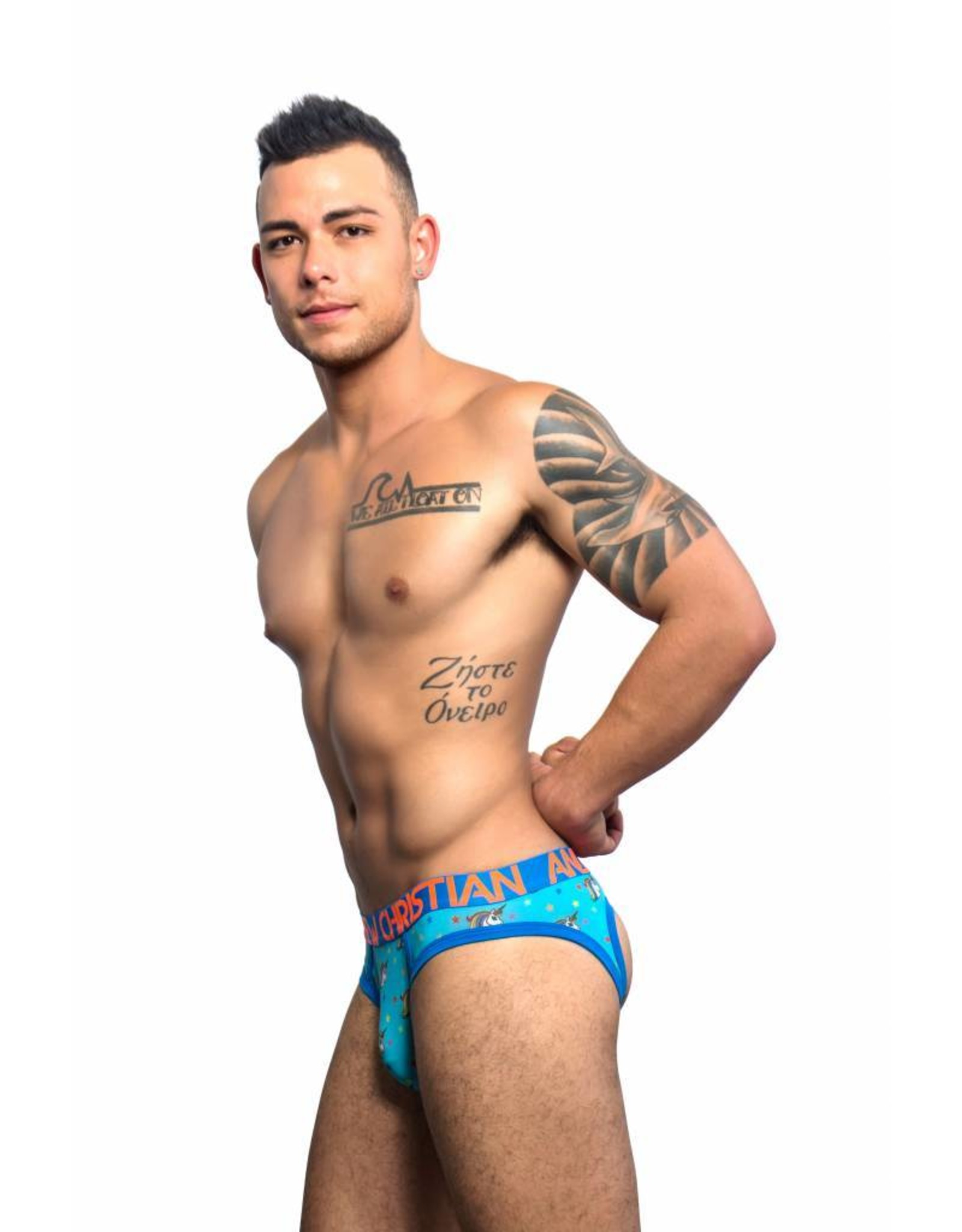 Andrew Christian Andrew Christian Happy Unicorn Locker Room Jock