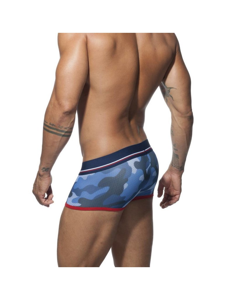 Addicted ADDICTED Three Pack Camo Boxer