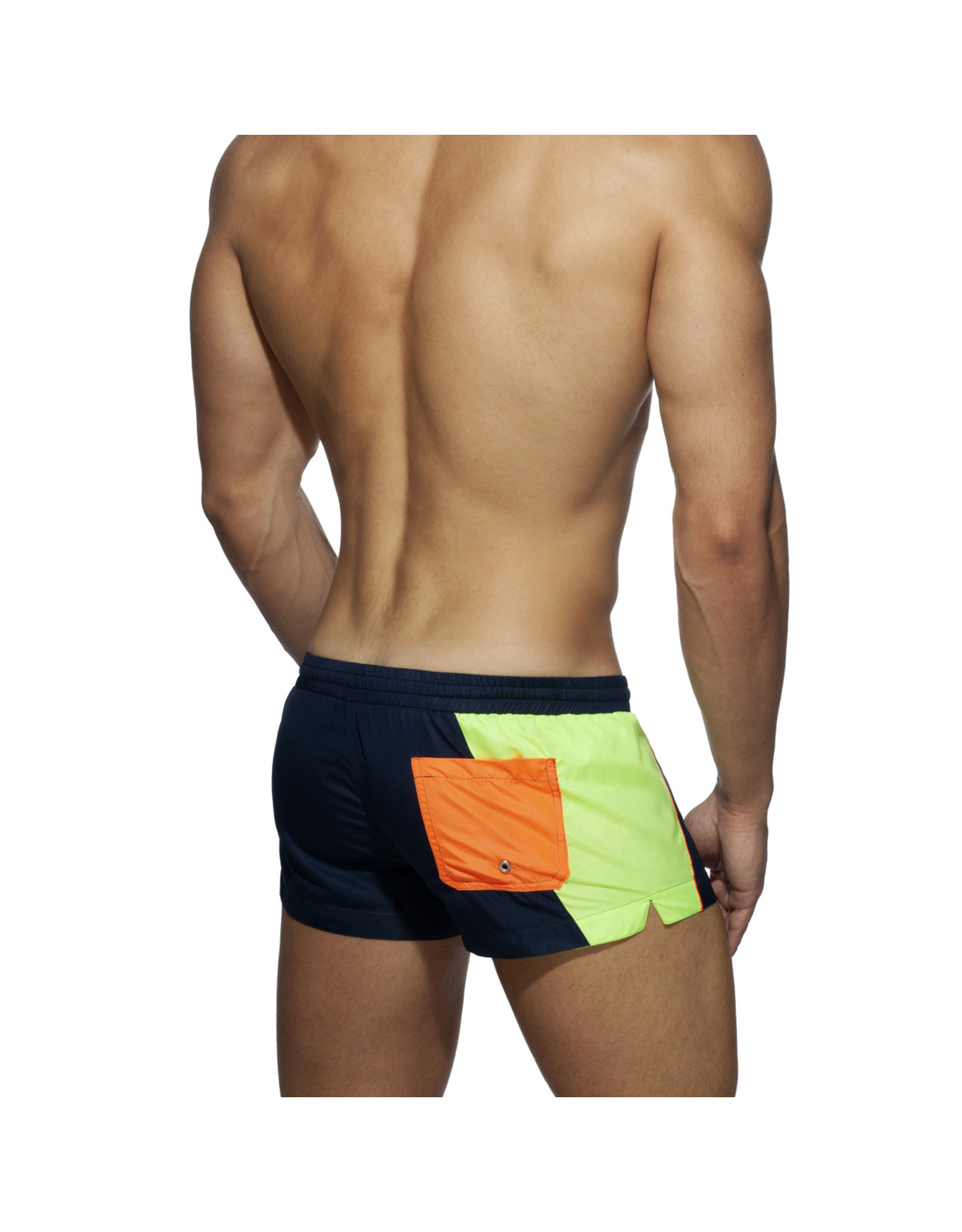 Addicted Addicted Racing Side Short navy