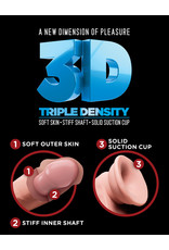 "King Cock King Cock Triple Density 10"""