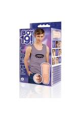 Boy 19! Teen Twink Masturbator- Julian Bell