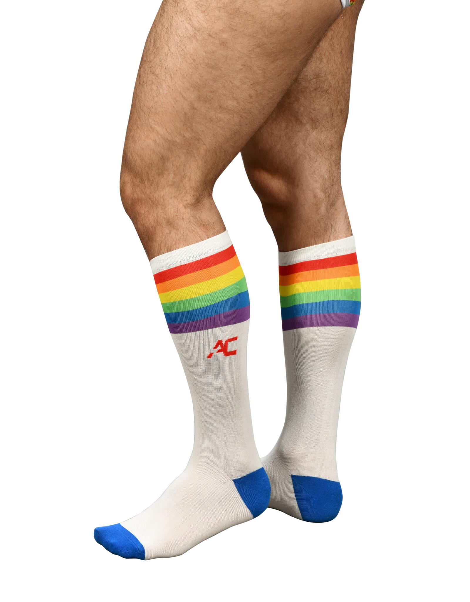 Andrew Christian Andrew Christian Pride Stripe Socks