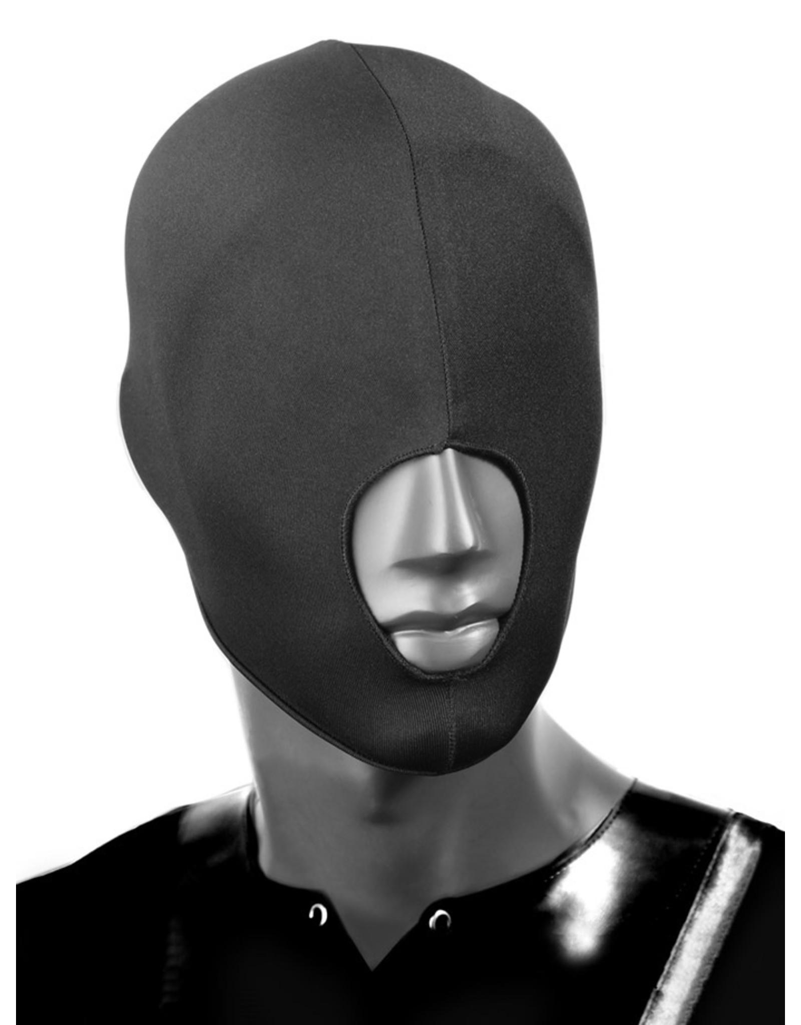 Bondage Open Mouth Hood