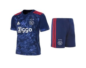 Adidas Ajax Uit Tenue Mini 17/18 JR.