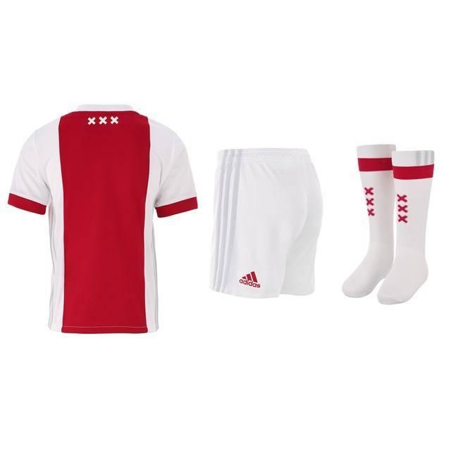 Adidas Ajax Thuistenue 17/18 Mini JR.