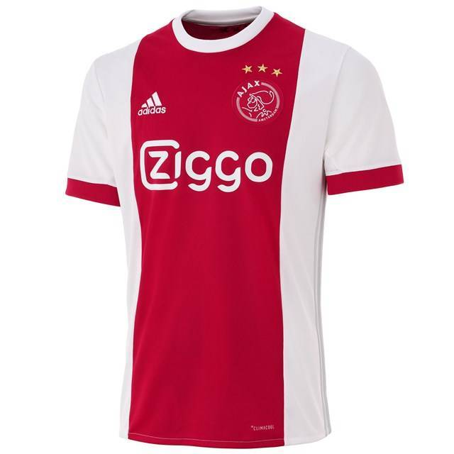 Adidas Ajax Thuis Shirt 17/18