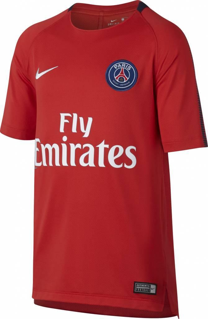 Nike Paris Saint Germain Squad Top 17/18 Jr.