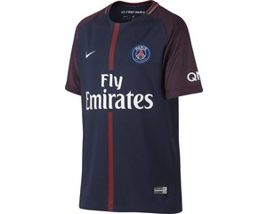 Nike Paris Saint Germain Thuis Shirt 17/18 Jr.