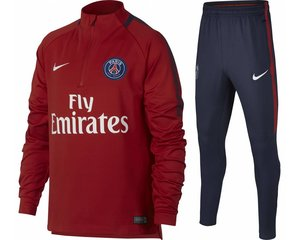 Nike Paris Saint Germain Drill Top Pak 17/18 JR.
